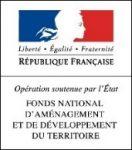 Logo Fonds national d'aménagement et de développement du territoire